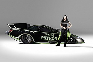 NHRA Preview Alexis DeJoria set to make history at the 2016 NHRA season opener with her 100th Funny Car event
