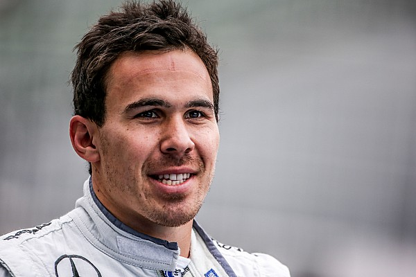 DTM Robert Wickens set to contest 4th season in DTM