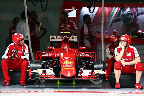 Формула 1 Новость Ferrari представила звук нового мотора