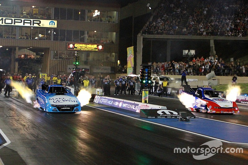 Funny Cars –the NHRA's wildest beasts