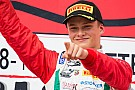 New Prema F3 recruit Aron targets rookie title