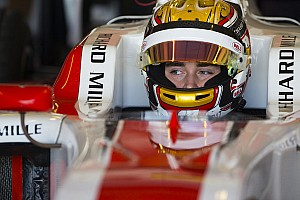 GP3 Breaking news Leclerc graduates to GP3 with ART