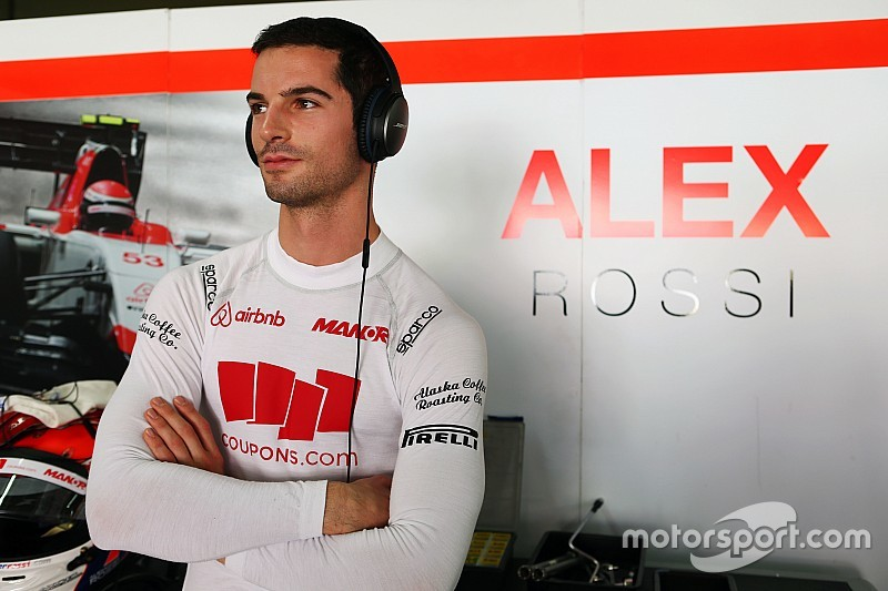 Rossi returns to Manor as reserve driver