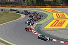 Tyre choices announced for Spanish GP