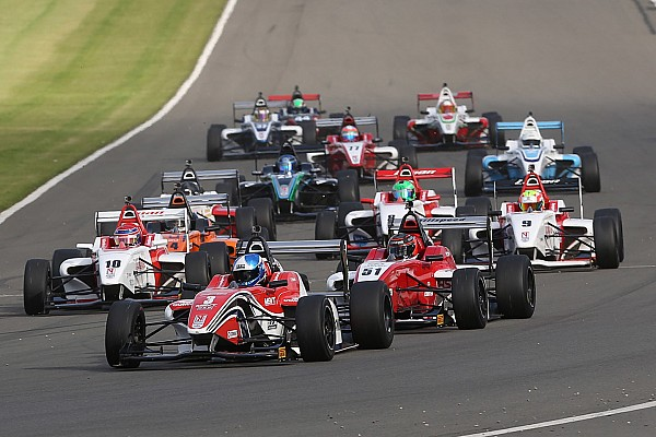 F3 Breaking news BRDC F4 rebranded as British Formula 3