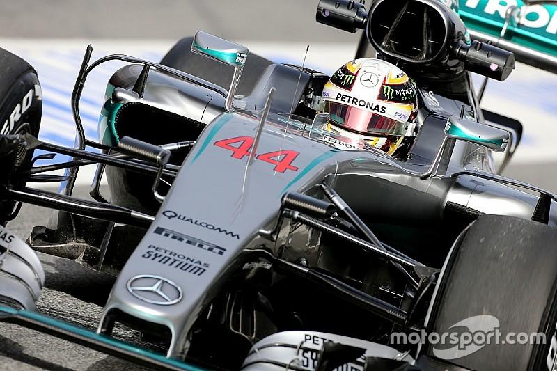 ルイス・ハミルトン、中国GPで5グリッド降格ペナルティ