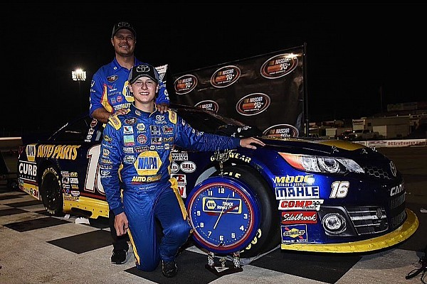 NASCAR Interview Todd Gilliland making big strides in budding racing career