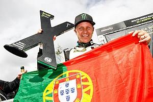WK Rallycross Raceverslag Portugal WRX: Solberg wint, Loeb vijfde bij debuut