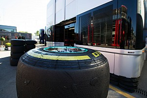 Formula 1 Breaking news Formula 1 approves Pirelli test plan
