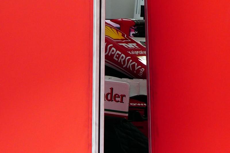 Аррівабене применшує апгрейд двигуна Ferrari