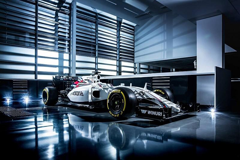 Williams показала новий болід FW 38