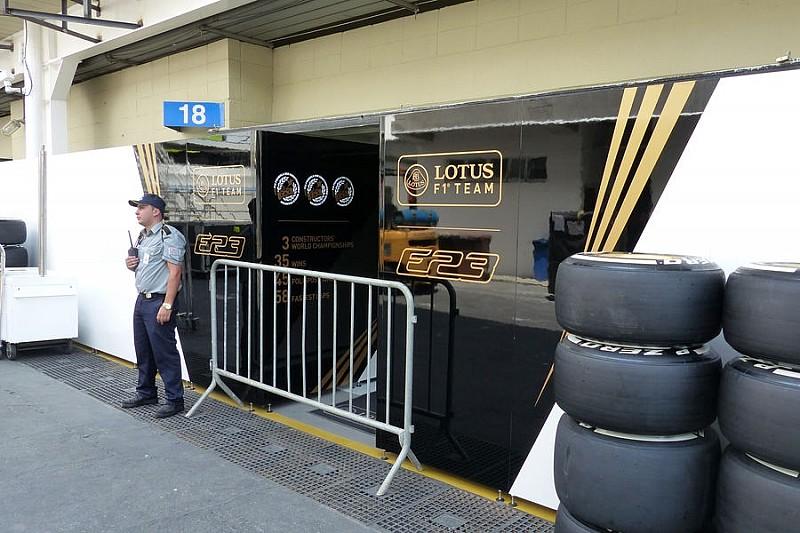 Поліцейські закрили бокси Lotus