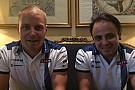 Маса і Боттас залишаться в Williams на 2016