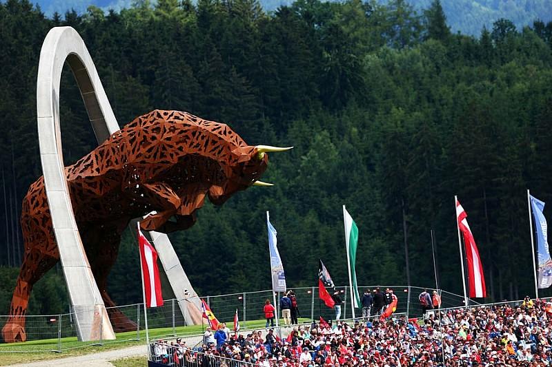 Технічні новинки Гран Прі Австрії
