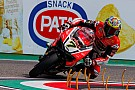 World Superbike Imola WSBK: Davies takes pole as Guintoli suffers huge crash