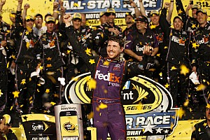 NASCAR Sprint Cup Breaking news NASCAR reveals overhauled All-Star Race format