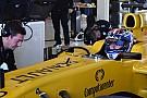 加拿大人尼古拉斯·拉蒂费完成第一次F1测试