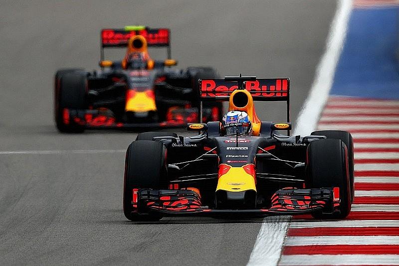 Ріккардо та Ферстаппен про Гран Прі Іспанії