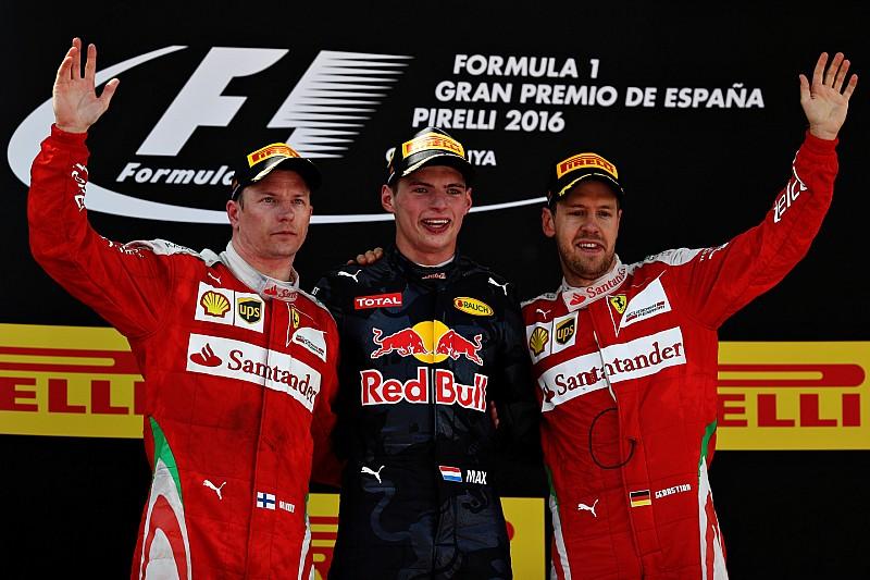 Гран Прі Іспанії: гонка