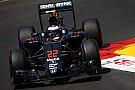 Monaco: tombini messi in sicurezza dopo l'incidente di Button