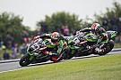 Superbike-WM Donington: Tom Sykes gewinnt Kawasaki-Teamduell