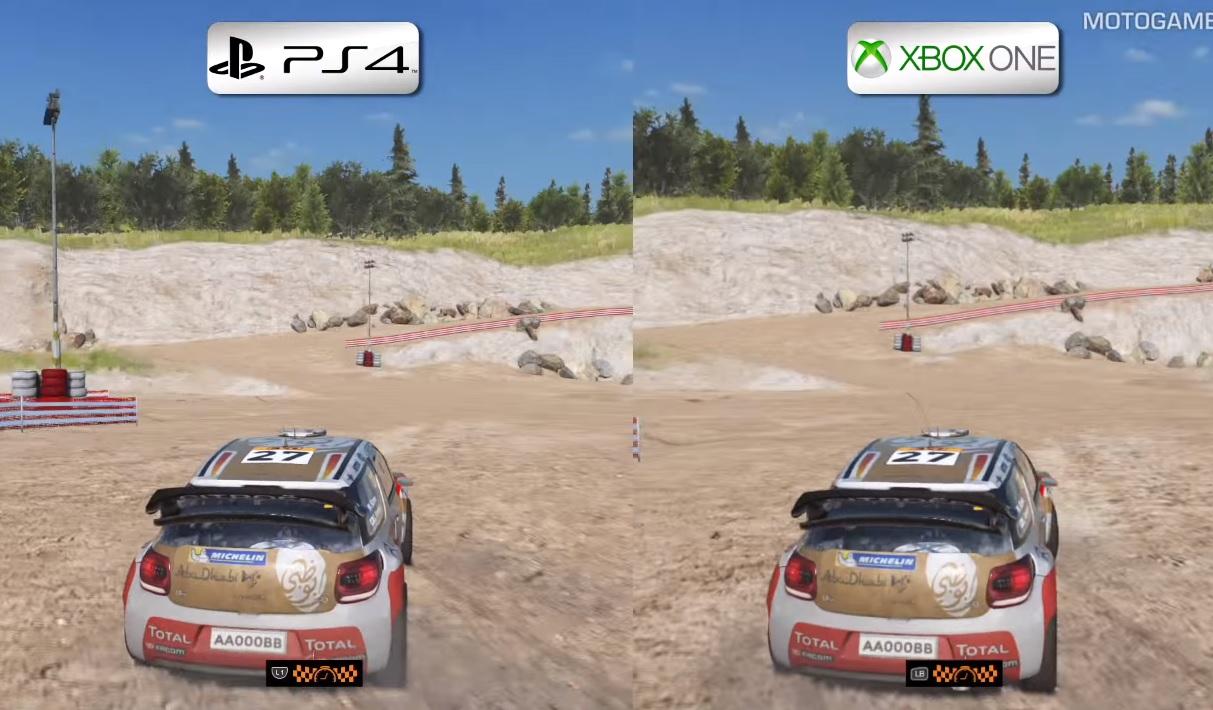 PS4 az Xbox One ellen: Sebastien Loeb Rally Evo