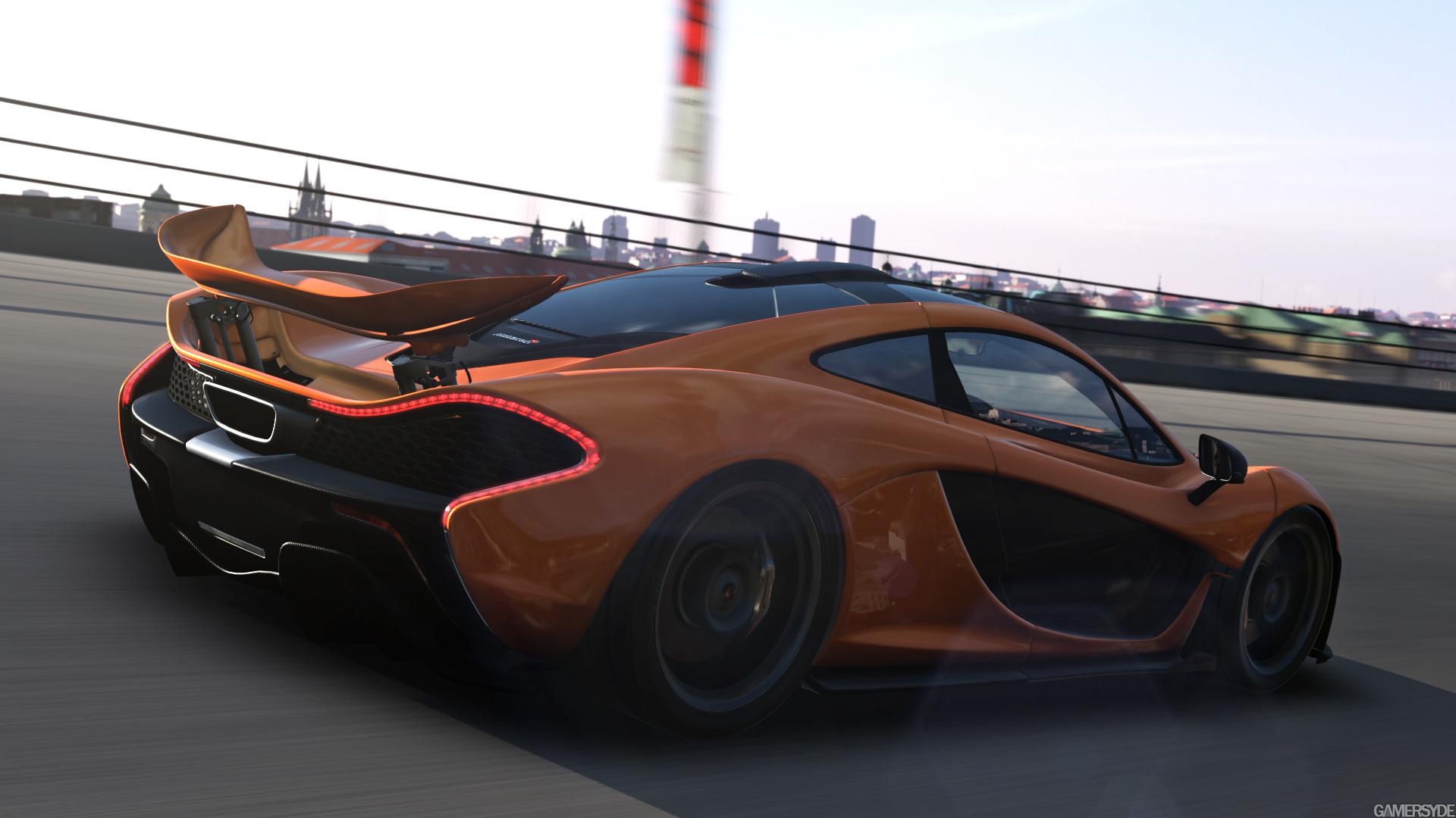 Forza Motorsport 6 Vs. Forza Motorsport 5: McLaren P1 Laguna Secában