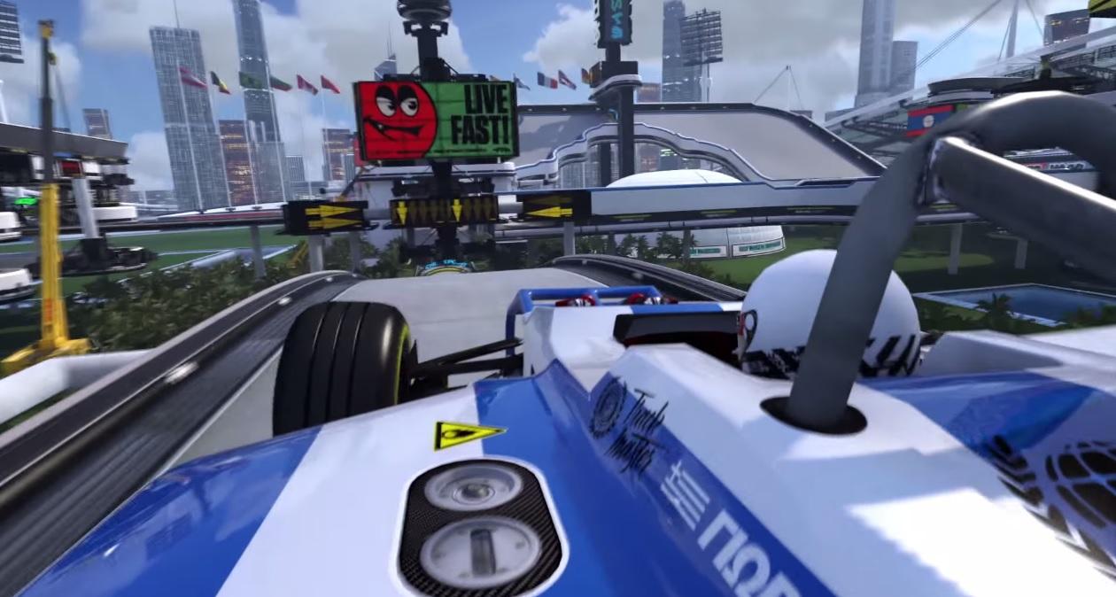 Visszatér az autós legenda: Itt a legújabb Trackmania!