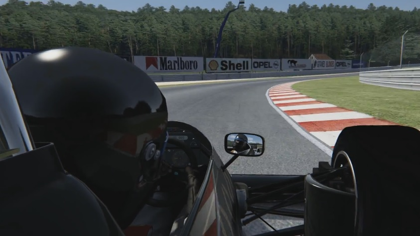 Assetto Corsa: Szimulátoros pályabejárás a Forma-1 aktuális helyszínén – Lotus 98T