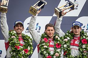 Le Mans Últimas notícias Di Grassi exalta competitividade em 3° pódio de Le Mans