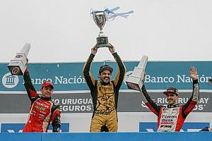 TURISMO CARRETERA Reporte de la carrera Di Palma obtuvo el triunfo en Concepción