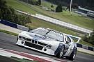 Topshots: Berger en Quester testen de BMW M1 Procars