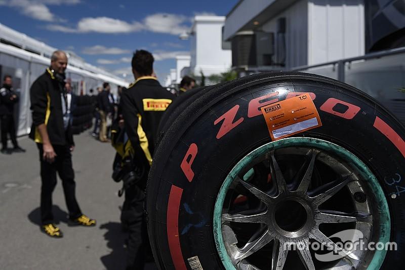 倍耐力确定意大利大奖赛三款轮胎配方