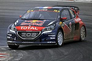 World Rallycross Yarış ayak raporu İsveç WRX: Ekström ve Solberg'in kaldığı S1'de lider Loeb