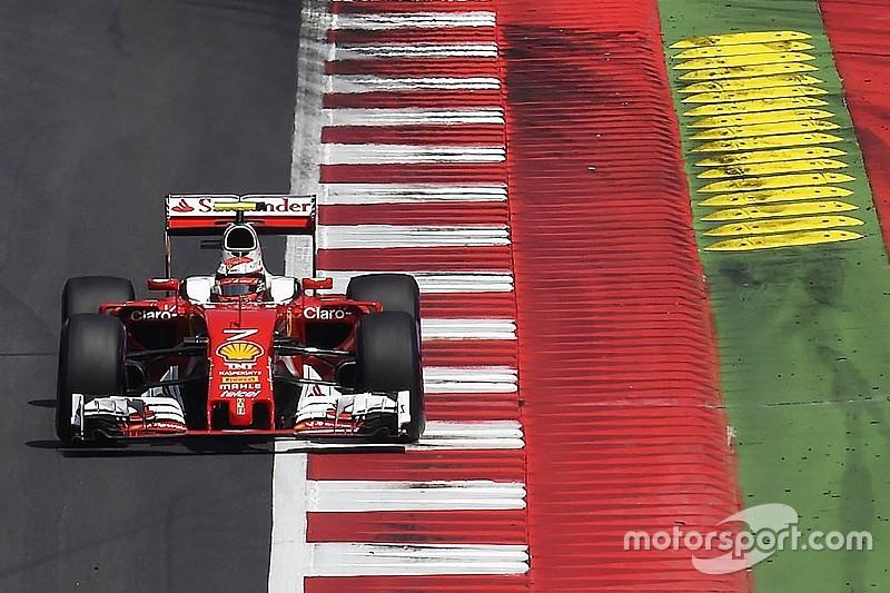 Formel 1 in Spielberg: Randsteine bleiben unverändert, Diskussionen gehen weiter