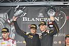 Blancpain Sprint Bell et Parente (McLaren) remportent la course principale