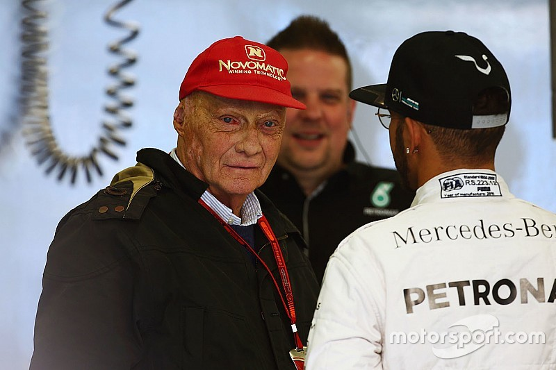 Déclarations sur Hamilton - L'étonnant rétropédalage de Lauda