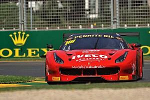 Endurance Noticias de última hora Ferrari presenta a pilotos para 12 Horas de Bathurst