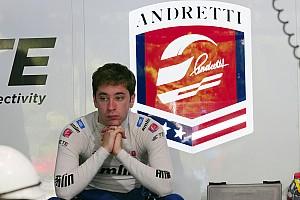 IndyCar Son dakika Frijns Andretti'yle IndyCar testi yapacak