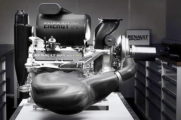 Formule 1 Actualités Renault n'apportera plus d'évolution moteur en 2016