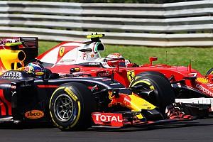 Формула 1 Новость Феттель надеется, что Ферстаппен совладает с агрессией