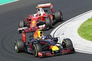 Формула 1 Новость В Red Bull рассчитывают опередить Ferrari до летнего перерыва