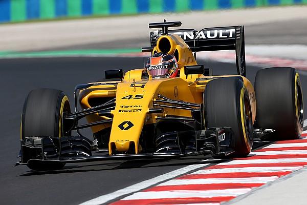 Formule 1 Actualités Ocon à nouveau dans un baquet Renault vendredi