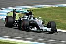 Rosberg gioca in casa nelle qualifiche di Hockenheim. Male la Ferrari