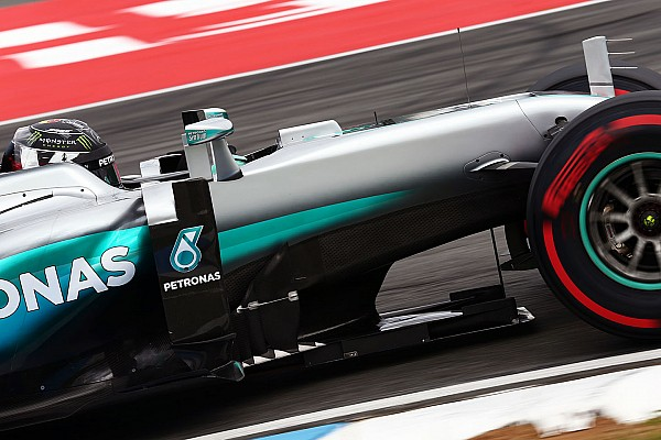 Formule 1 Résumé de qualifications Rosberg, la pole position au mérite