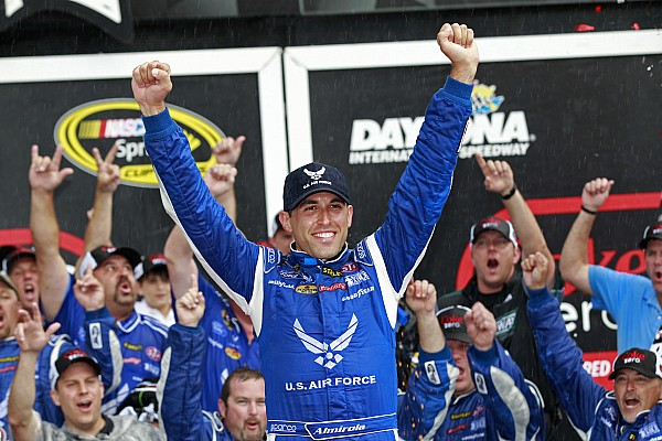 NASCAR Sprint Cup Almirola on 200th Cup start:
