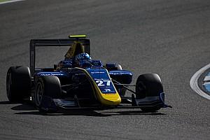GP3 Репортаж з гонки GP3 у Хоккенхаймі: перша перемога Х'юза