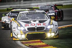 Blancpain Endurance Résumé de course BMW bat Bentley pour la victoire finale à Spa