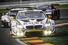 Blancpain Endurance BMW bat Bentley pour la victoire finale à Spa