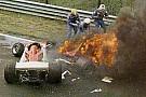 Vor 40 Jahren: Niki Lauda überlebt Formel-1-Inferno am Nürburgring